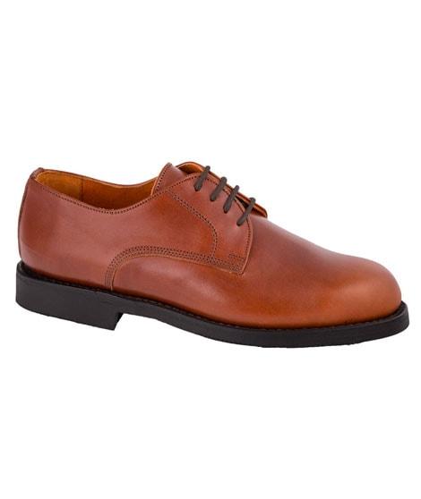 Zapato Blucher Bronce