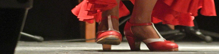 Flamenco -Schuhe